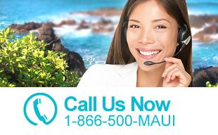 Contact our reservation specialists now